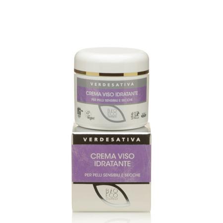 Crema Viso per pelli secche e sensibili